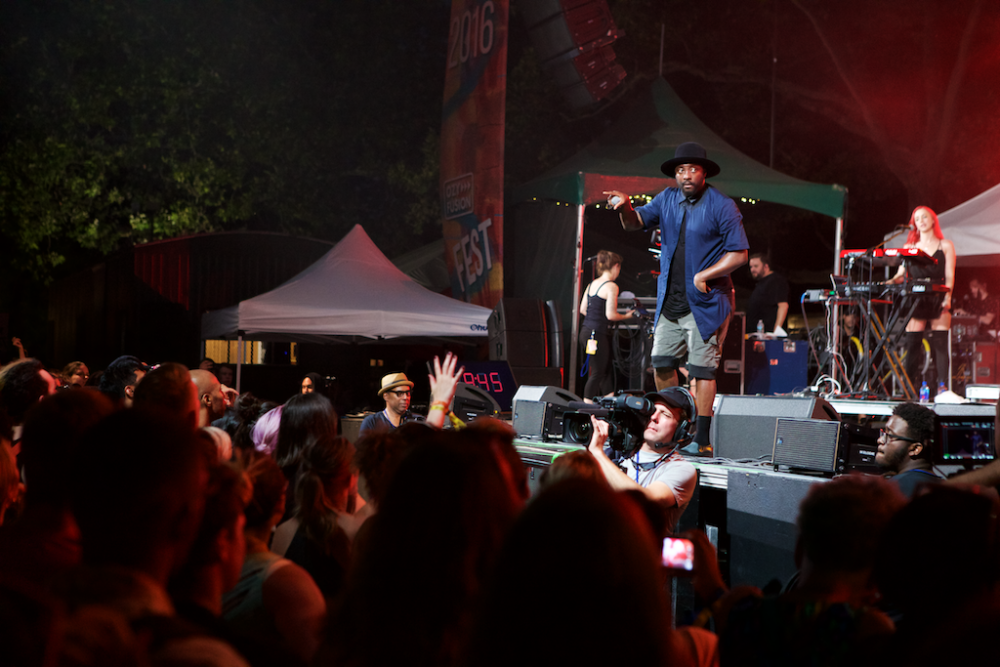 will.i.am at OZY Fusion Fest