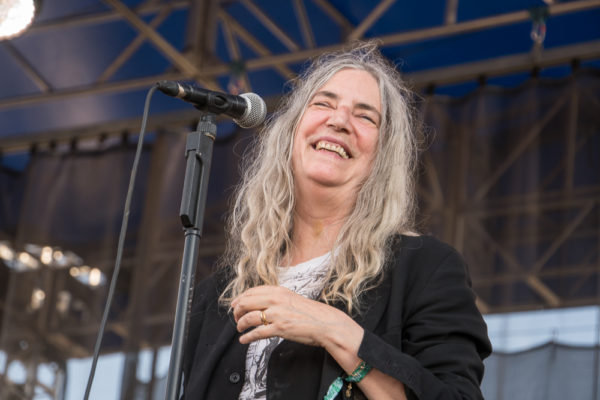 WIN TICKETS TO PATHWAY TO PARIS W/ PATTI SMITH, JOAN BAEZ & MORE AT CARNEGIE ON 11-5