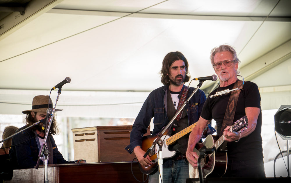 Texas Gentlemen & Friends with Kris Kristofferson