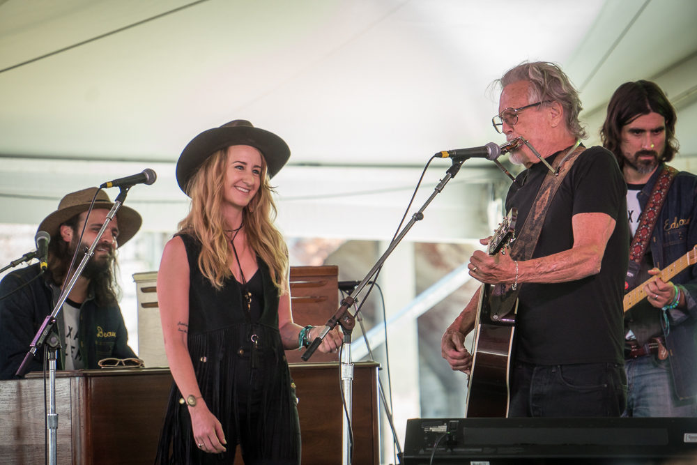 Texas Gentlemen & Friends with Kris Kristofferson and Margo Price