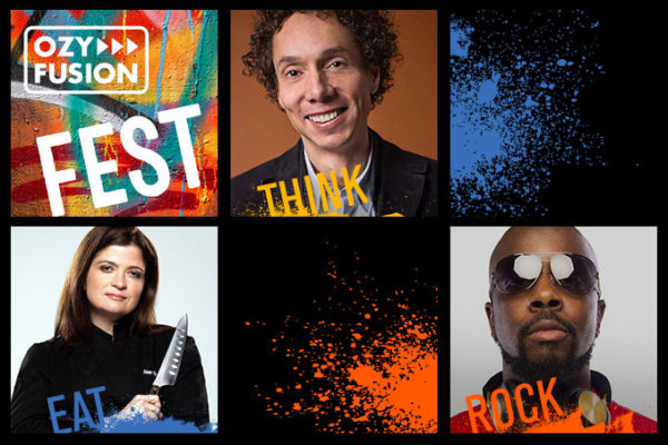 WIN A PAIR OF VIP TICKETS TO THE OZY FUSION FEST AT RUMSEY PLAYFIELD ON 7-23