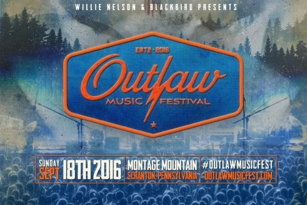 CHECK OUT THE INAUGURAL OUTLAW MUSIC FESTIVAL WITH WILLIE NELSON