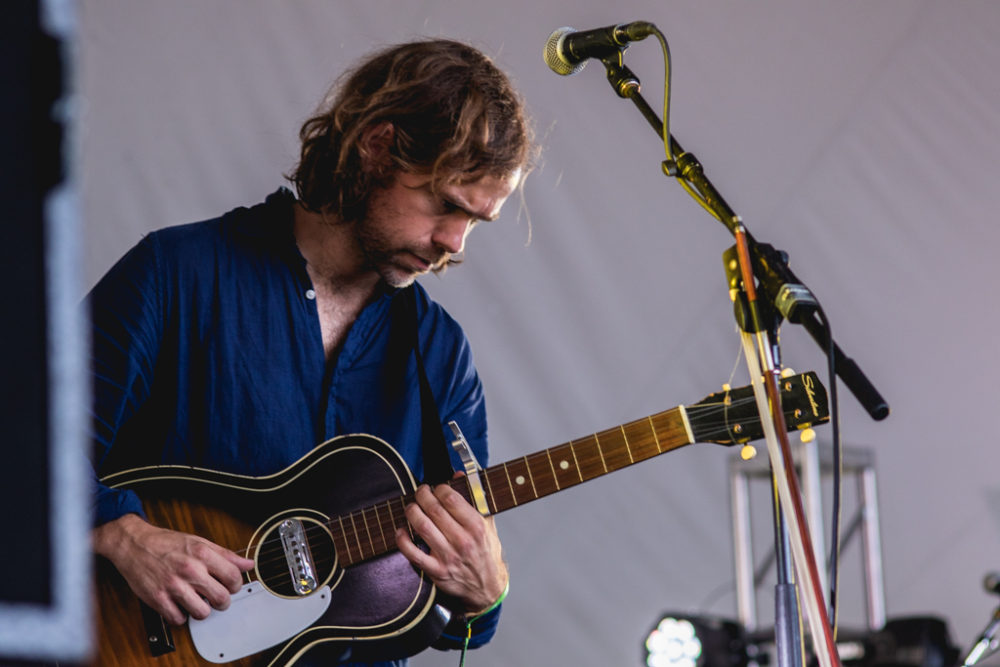 Lisa Hannigan with Aaron Dessner