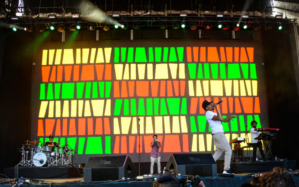 OUTSIDE LANDS FESTIVAL ENDS WITH CHANCE THE RAPPER & MAJOR LAZER ...