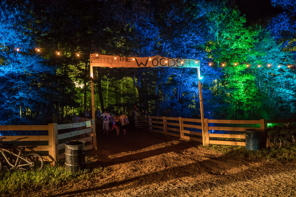 The Wood Stage