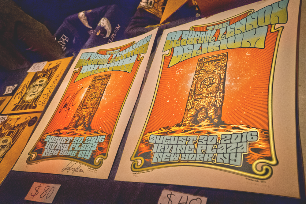 Groovy signed posters