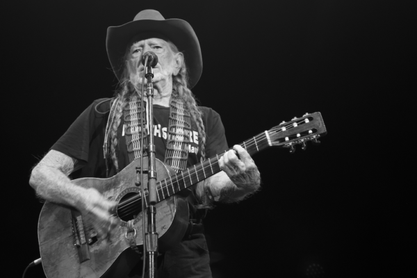 THE INAUGURAL OUTLAW MUSIC FESTIVAL WITH WILLIE NELSON, NEIL YOUNG & MORE