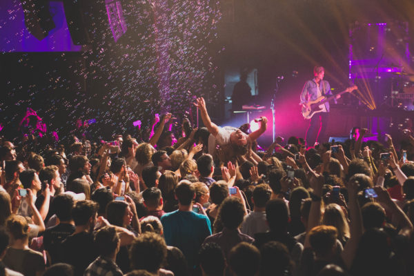SWITCHFOOT & RELIENT K REMIND PLAYSTATION THEATER OF THEIR GREATNESS