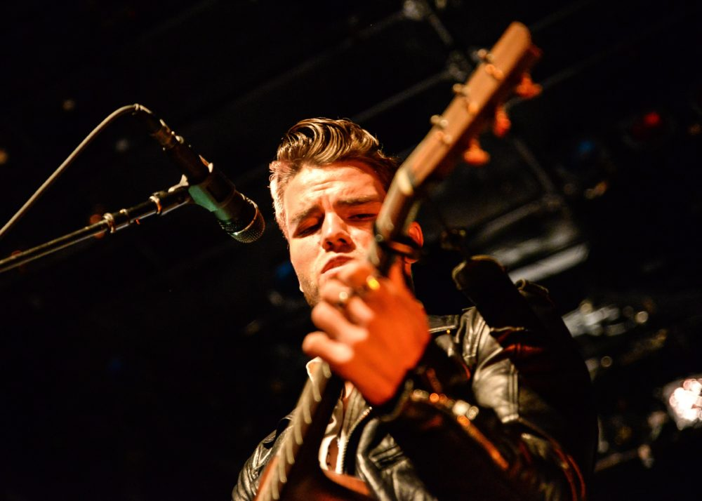 Kaleo Amp Bishop Briggs Sell Out Irving Plaza Pancakes And