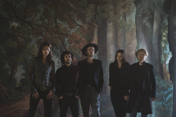 WIN TICKETS TO THE VEILS AT THE BOWERY BALLROOM ON 11-1-16