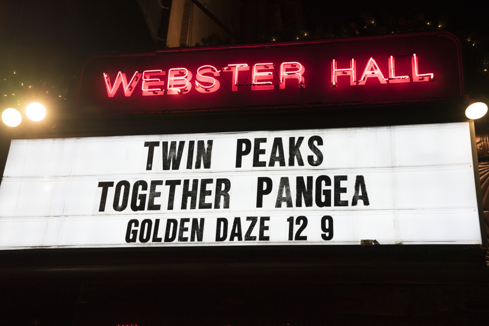 Twin Peaks - Together Pangea