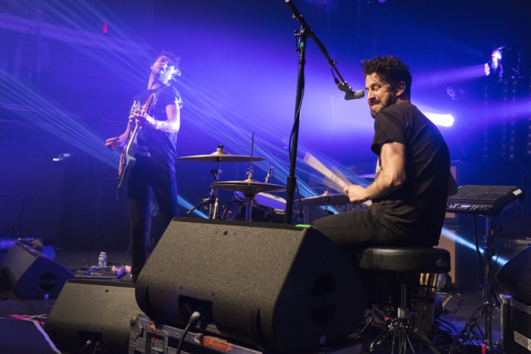 JAPANDROIDS HAD TERMINAL 5 IN A FRENZY