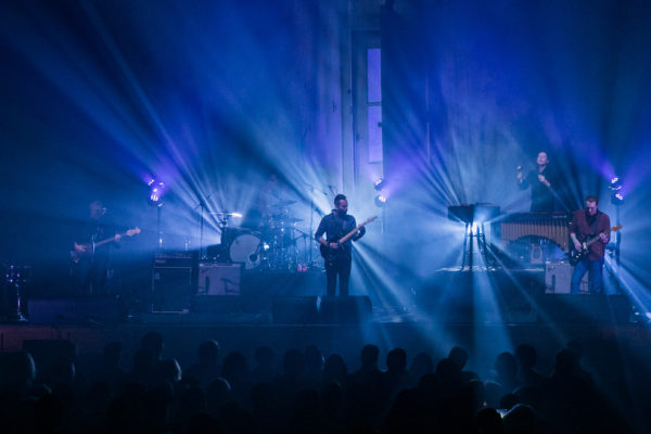 AMERICAN FOOTBALL MESMERIZE THE ACE THEATER