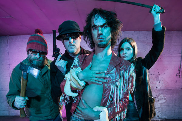 THE MOONLANDINGZ RELEASE ADDICTIVE DEBUT ALBUM TODAY
