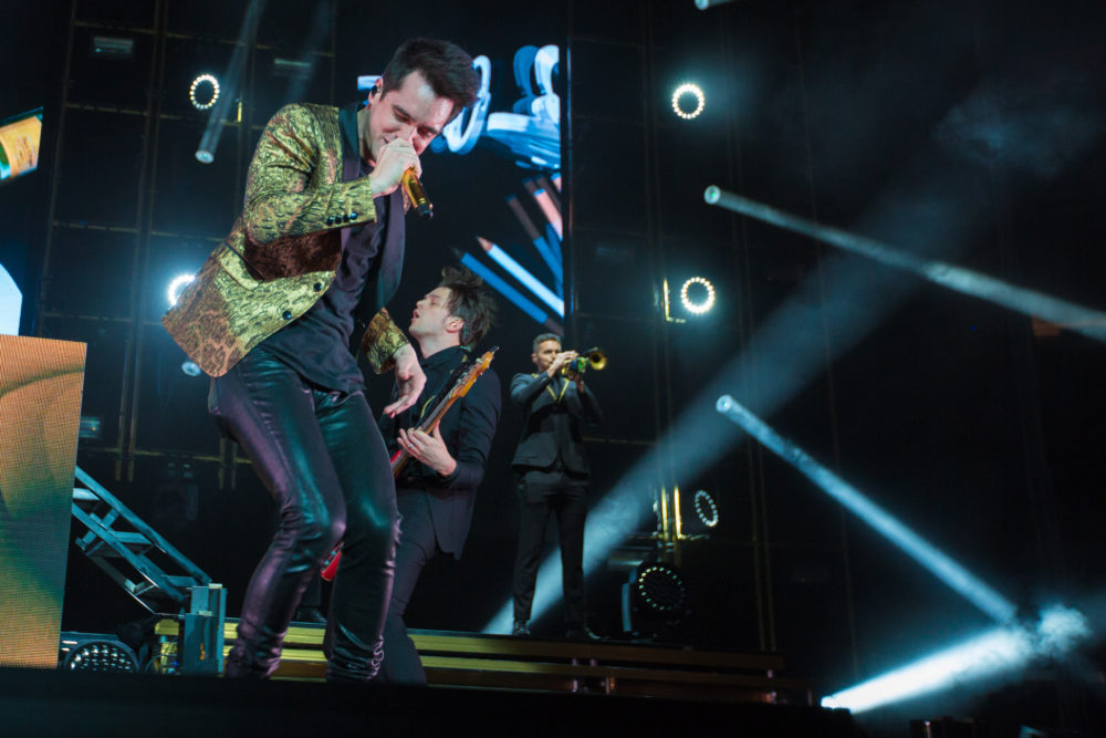 Panic! At The Disco. PATD