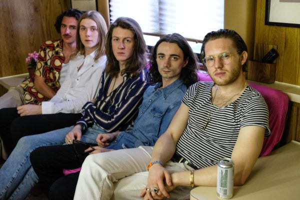 BLOSSOMS INTERVIEW AT COACHELLA
