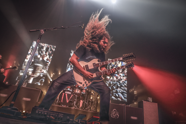 COHEED AND CAMBRIA END THEIR US TOUR AT TERMINAL 5