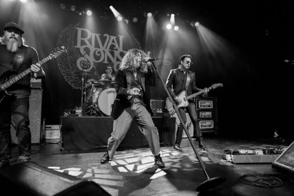RIVAL SONS BRING SWAGGER TO IRVING PLAZA
