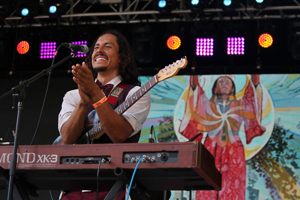 CHICANO BATMAN BRINGS THE SOUL TO SUMMERSTAGE