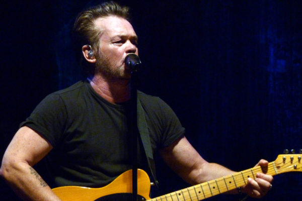 JOHN MELLENCAMP PLAYS IT STRAIGHT AT FOREST HILLS