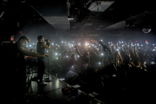 MASHROU' LEILA THROWS LPR INTO A FRENZY