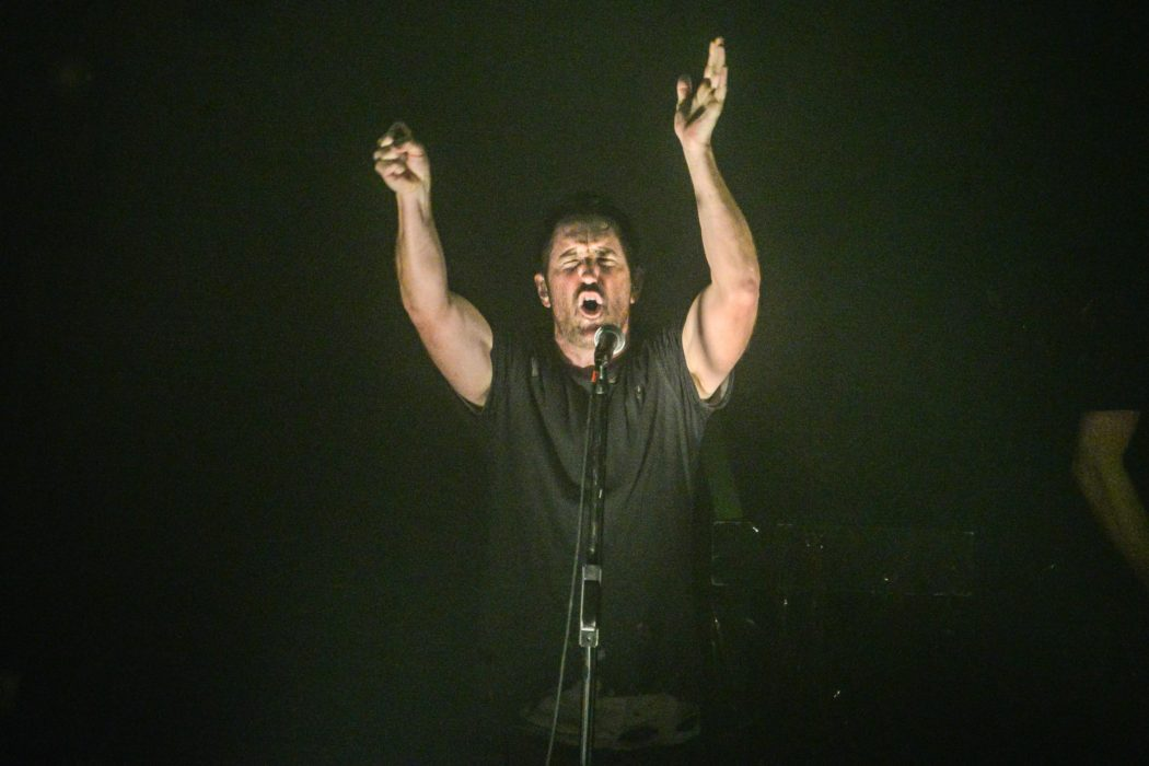 NINE INCH NAILS WOWS THE CROWD AT WEBSTER HALL - Pancakes And ...