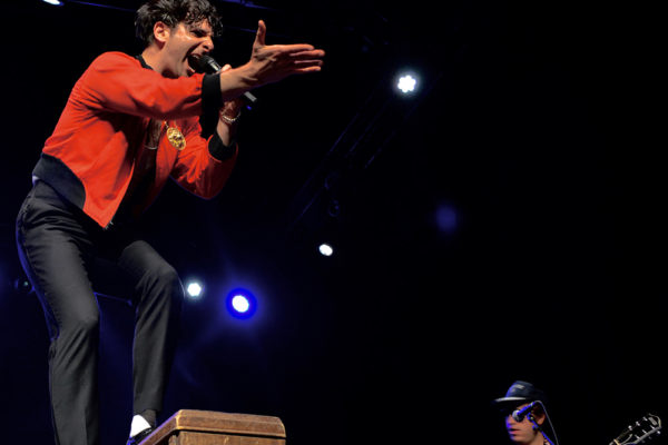 LOW CUT CONNIE, CHILL MOODY & ALI WADSWORTH THROW ONE HELL OF A PARTY AT UNION TRANSFER