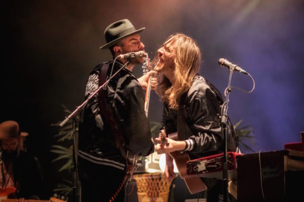 LONE BELLOW +THE HEAD & THE HEART SHARE LUMINESCENT SETS AT SUMMERSTAGE