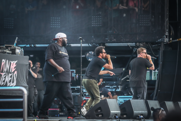 MEADOWS FEST FRIDAY: ZACK DE LA ROCHA JOINS RUN THE JEWELS & JAY-Z SPREADS LOVE