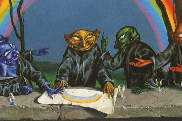 PRIMUS' NEW ALBUM IS A BASS-POWERED TRIP ABOUT RAINBOW-EATING GOBLINS