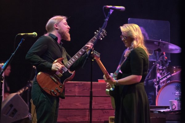 TEDESCHI TRUCKS BAND PLAY A STELLAR SET AT BEACON THEATER