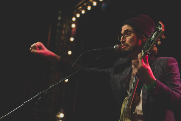 BENJAMIN JAFFE OPENS UP AT UNION POOL