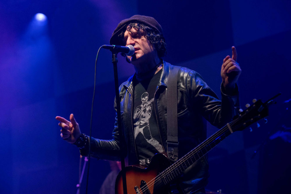 FAIRYTALE OF NEW YORK: A DAY WITH JESSE MALIN & BAND
