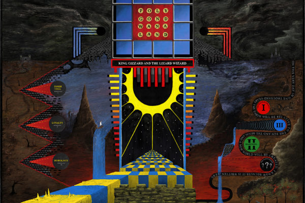 KING GIZZARD'S 4TH ALBUM THIS YEAR 'POLYGONDWANALAND' IS SICK & 100% FREE