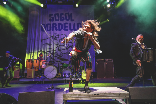 WIN TICKETS TO GOGOL BORDELLO AT BROOKLYN STEEL ON 12-28 & 12-29