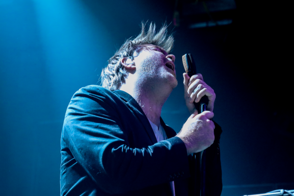 LCD SOUNDSYSTEM KICK OFF 10-SHOW RUN AT BROOKLYN STEEL