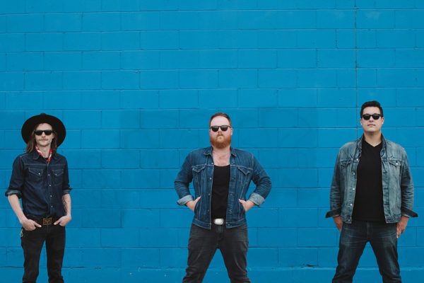 """VIDEO PREMIERE: """"KINGS ROAD"""" BY THE GHOST OF PAUL REVERE"""