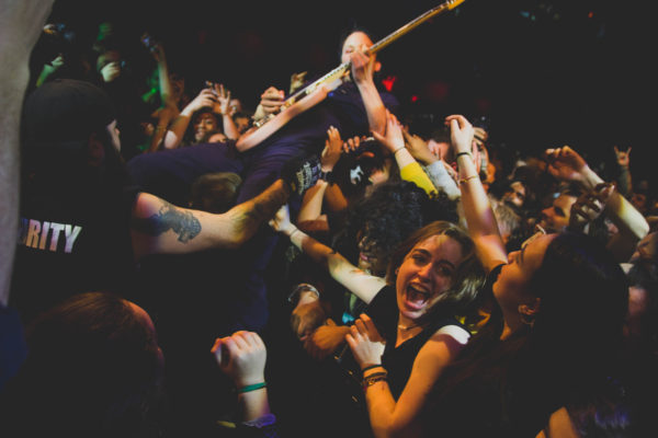 SWMRS, THE INTERUPTERS, THE REGRETTES & MT. EDDY PLAY IRVING PLAZA