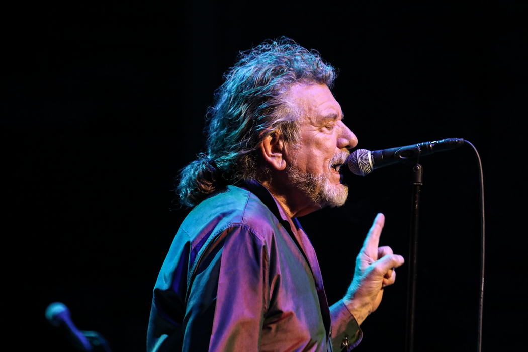 ROBERT PLANT BRINGS LOVE TO THE BEACON FOR SOLD OUT