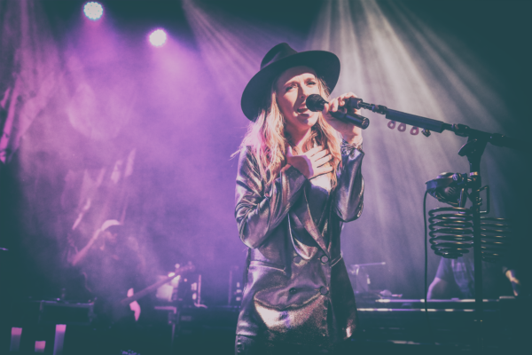 ZZ WARD, BLACK PISTOL FIRE, & BILLY RAFFOUL GET IRVING PLAZA ROCKING HARD