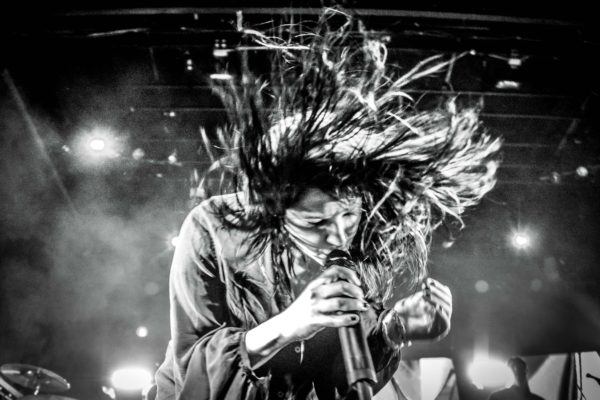K. FLAY BRINGS HER HIGH ENERGY SHOW TO IRVING PLAZA