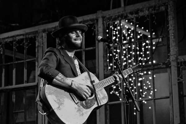 LANGHORNE SLIM PLAYS A POWERFUL SET IN PENNSYLVANIA