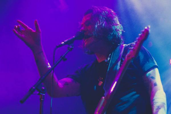 MATING RITUAL MAKES THEIR NYC DEBUT AT THE BOWERY BALLROOM