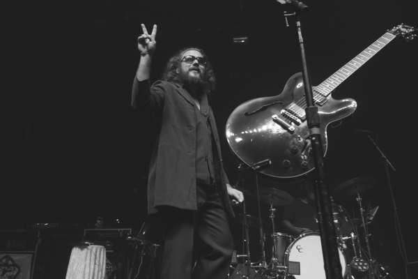 JIM JAMES UNVEILS NEW RECORD IN FULL AT SURPRISE ROUGH TRADE SHOW