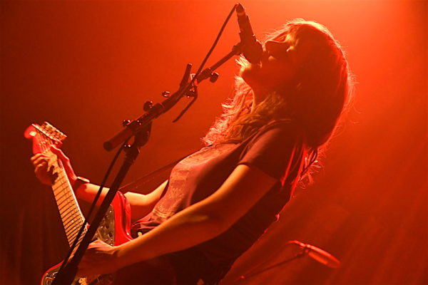COURTNEY BARNETT BEWILDERS A SOLD-OUT CROWD AT MHOW