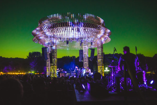4TH ANNUAL EAUX CLAIRES FESTIVAL WAS FULL OF SURPRISES