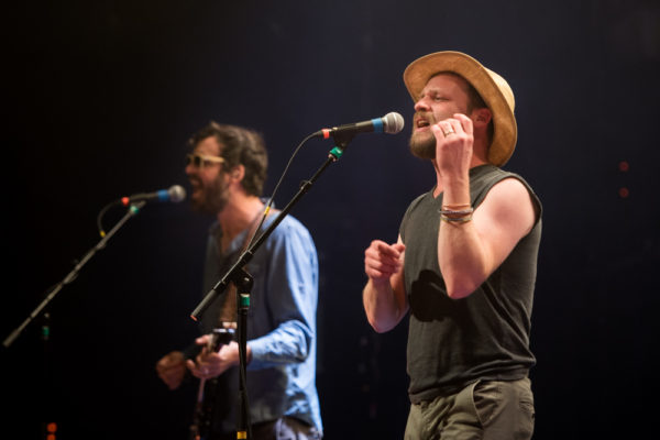 BUZZING IN THE BROOKLYN LIGHTS: DR. DOG'S 'CRITICAL EQUATION'