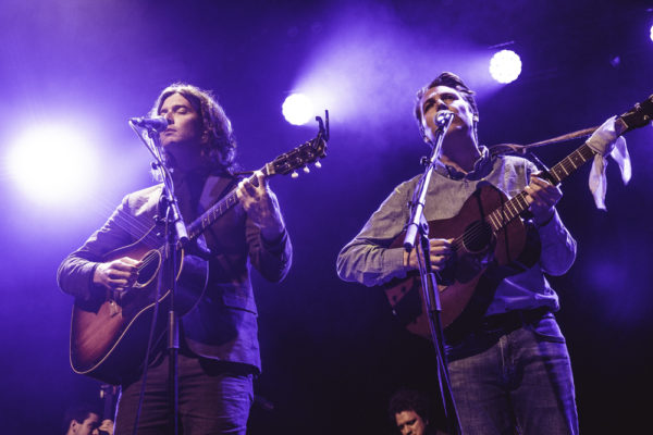 THE MILK CARTON KIDS CELEBRATE NEW ALBUM AT BROOKLYN STEEL