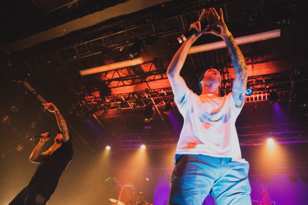 DIRTY HEADS BRING SUMMER VIBES TO PLAYSTATION THEATER
