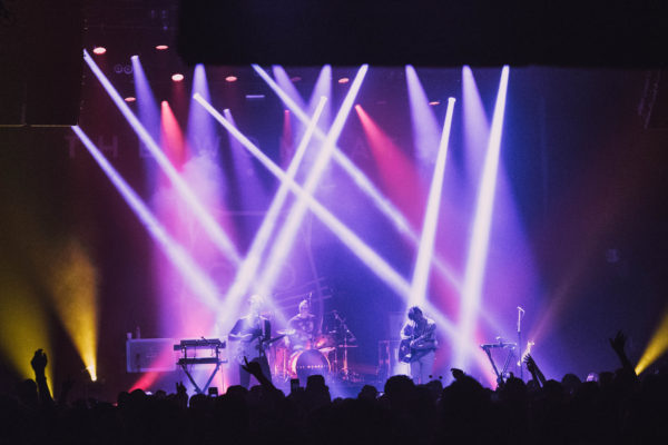 THE WOMBATS END THEIR US TOUR AT T5